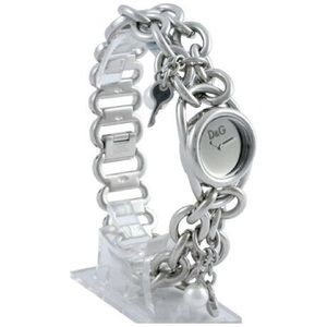 D&G | Turtle Chain Link & Charm Watch
